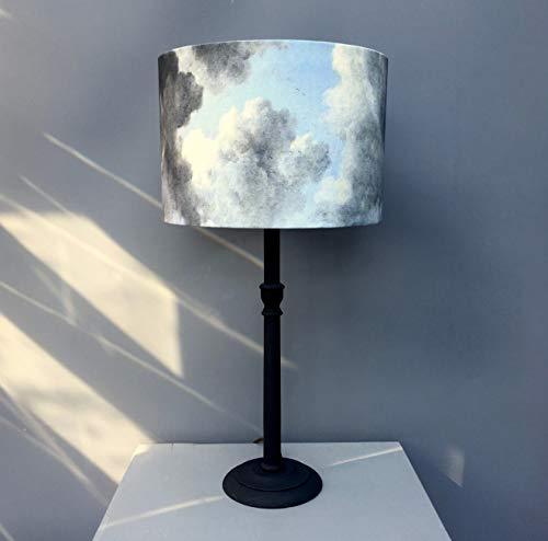 Needcraft DIY Lampshade Kit – 40cm Diameter Easy Drum Lamp Shade Making Kit for Pendants, Floor, Desk & Table Lamps… 6