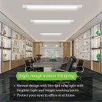 Airand LED Tube Light, 120 cm 4ft 36W LED IP66 Luminaire Workshop Light 4000K Waterproof Ceiling Light Natural White LED… 22