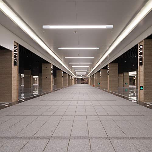Airand LED Tube Light, 120 cm 4ft 36W LED IP66 Luminaire Workshop Light 4000K Waterproof Ceiling Light Natural White LED… 5