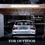 Airand LED Tube Light, 120 cm 4ft 36W LED IP66 Luminaire Workshop Light 4000K Waterproof Ceiling Light Natural White LED… 26
