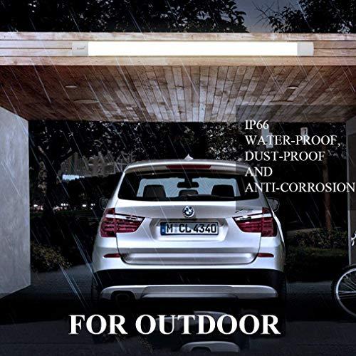 Airand LED Tube Light, 120 cm 4ft 36W LED IP66 Luminaire Workshop Light 4000K Waterproof Ceiling Light Natural White LED… 7