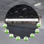 Airand LED Tube Light, 120 cm 4ft 36W LED IP66 Luminaire Workshop Light 4000K Waterproof Ceiling Light Natural White LED… 27