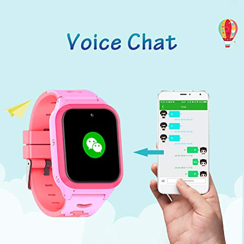2019 Newest Clearance Kids Smart Watch Digital Camera Watch with Emergency Call GPS Positioning Remote Camera Waterproof… 4