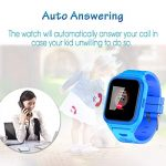 2019 Newest Clearance Kids Smart Watch Digital Camera Watch with Emergency Call GPS Positioning Remote Camera Waterproof… 23