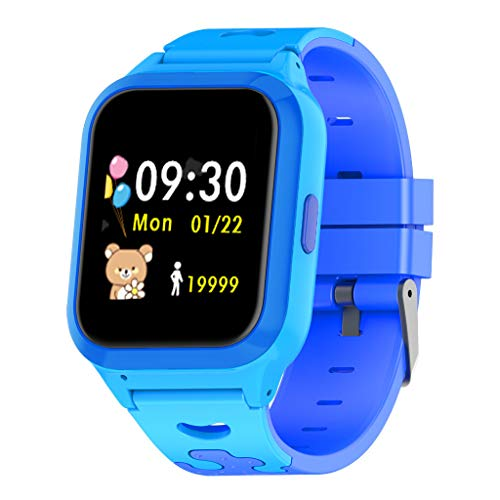 2019 Newest Clearance Kids Smart Watch Digital Camera Watch with Emergency Call GPS Positioning Remote Camera Waterproof… 1