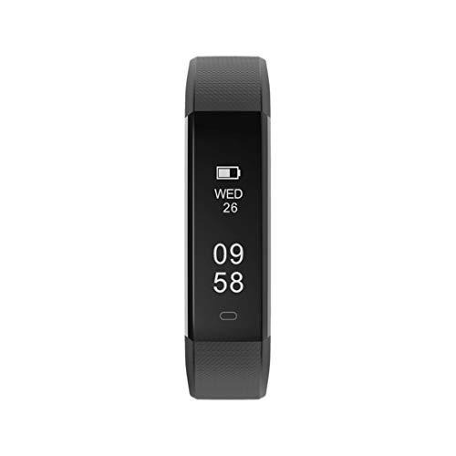 ALeis 2018 Fitness Tracker, Waterproof Activity Tracker with Pedometer Step Counter Watch and Sleep Monitor Calorie… 4