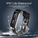 ALeis 2018 Fitness Tracker, Waterproof Activity Tracker with Pedometer Step Counter Watch and Sleep Monitor Calorie… 27