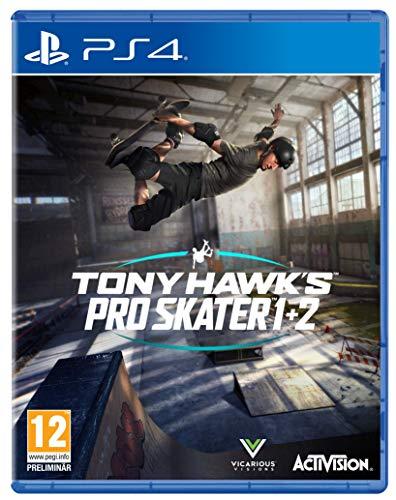 Tony Hawk's Pro Skater 1 + 2 (PS4) 1