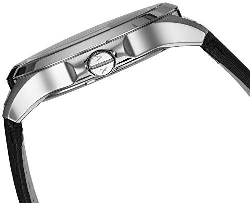 Armani Exchange Men's Analog Quartz Watch with Leather Strap AX2101 5