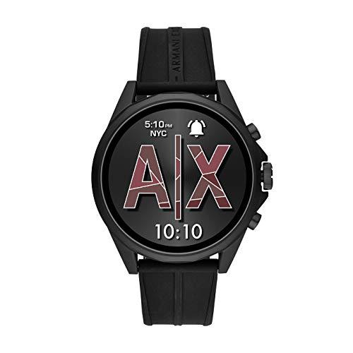 Armani Exchange Men's Touchscreen Connected Smartwatch 1
