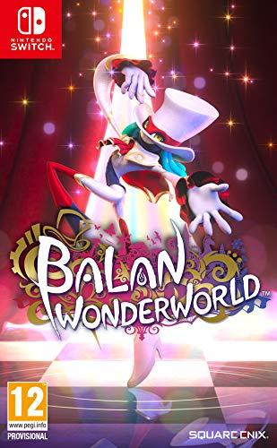 Balan Wonderworld (Nintendo Switch) 1