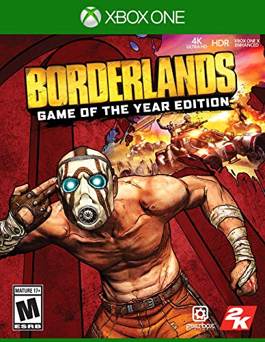 Borderlands: Game of the Year Edition for Xbox One 1