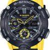CASIO Mens Analogue-Digital Quartz Watch with Resin Strap GA-2000-1A9ER 8