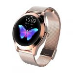 CUEYU Smart Watch KW10, Round Touch Screen IP68 Waterproof Smartwatch for Women, Fitness Tracker with Heart Rate and… 15