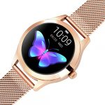 CUEYU Smart Watch KW10, Round Touch Screen IP68 Waterproof Smartwatch for Women, Fitness Tracker with Heart Rate and… 19