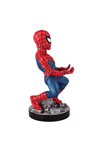 Cable Guys - Spider-Man Classic Accessory Holder for Gaming Controllers and Smartphones (Electronic Games////) 3