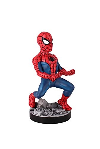 Cable Guys - Spider-Man Classic Accessory Holder for Gaming Controllers and Smartphones (Electronic Games////) 4