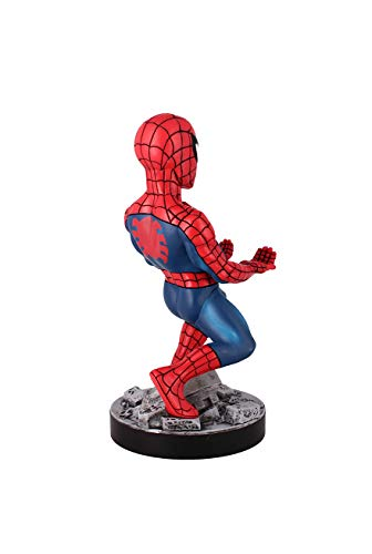 Cable Guys - Spider-Man Classic Accessory Holder for Gaming Controllers and Smartphones (Electronic Games////) 5