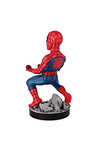 Cable Guys - Spider-Man Classic Accessory Holder for Gaming Controllers and Smartphones (Electronic Games////) 6