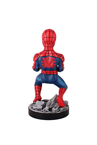 Cable Guys - Spider-Man Classic Accessory Holder for Gaming Controllers and Smartphones (Electronic Games////) 7