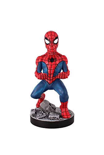 Cable Guys - Spider-Man Classic Accessory Holder for Gaming Controllers and Smartphones (Electronic Games////) 1