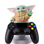 Cable Guys - Star Wars The Mandalorian - The Child Controller and Phone holder (PS4////) 25