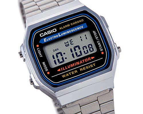 Casio Collection Unisex Adults Watch A168WA 5