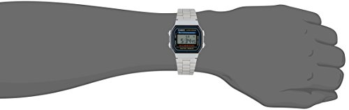 Casio Collection Unisex Adults Watch A168WA 6