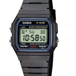 Casio Collection Unisex Digital Watch F-91W 19