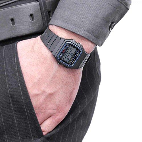 Casio Collection Unisex Digital Watch F-91W 8