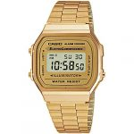 Casio Collection Unisex Adults Watch A168WG 13