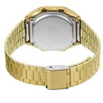 Casio Collection Unisex Adults Watch A168WG 16