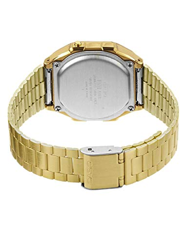 Casio Collection Unisex Adults Watch A168WG 5