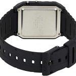 Casio Unisex Digital Watch with Resin Strap CA-53W-1ER 18