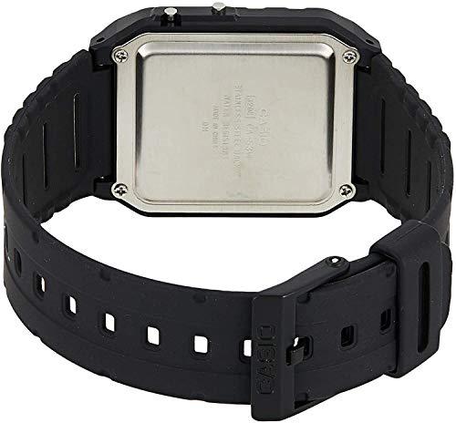 Casio Unisex Digital Watch with Resin Strap CA-53W-1ER 3