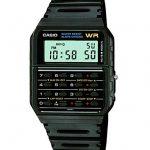 Casio Unisex Digital Watch with Resin Strap CA-53W-1ER 17