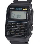 Casio Unisex Digital Watch with Resin Strap CA-53W-1ER 20