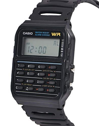 Casio Unisex Digital Watch with Resin Strap CA-53W-1ER 5