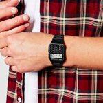 Casio Unisex Digital Watch with Resin Strap CA-53W-1ER 22