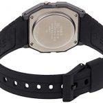 Casio Unisex Watch in Resin/Acrylic Glass with Date Display and LED Light - Water Resistance & Alarm 14