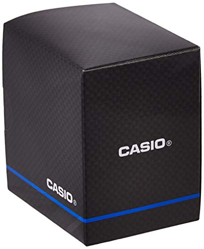 Casio Unisex Watch in Resin/Acrylic Glass with Date Display and LED Light - Water Resistance & Alarm 6