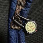 Clip On Outdoor Hook Watches Quartz Clip Carabiner Watches Come with Extra Battery 23