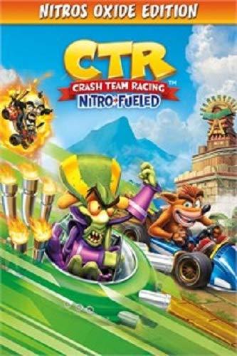 Crash™ Team Racing Nitro-Fueled (Nintendo Switch) & Rayman Legends Definitive Edition (Nintendo Switch) 1