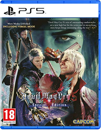 Devil May Cry 5 Special Edition (PS5) 1