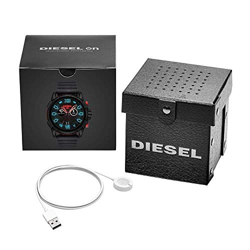 Diesel Men's Smartwatch with Wear OS by Google, Heart Rate Tracking, Google Assistant, Google Pay and More 3