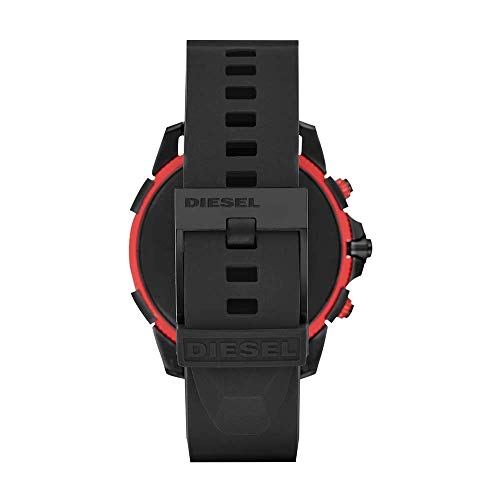 Diesel Men's Smartwatch with Wear OS by Google, Heart Rate Tracking, Google Assistant, Google Pay and More 4