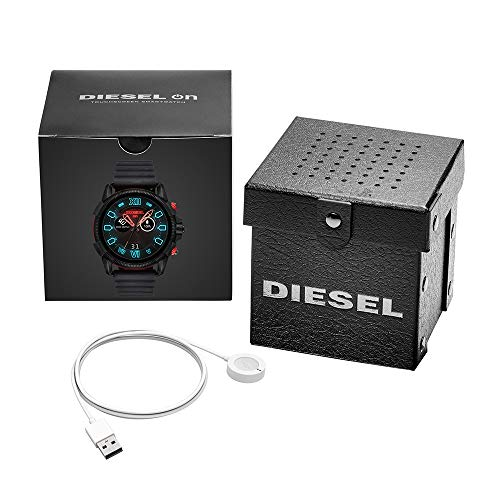 Diesel Men's Smartwatch with Wear OS by Google, Heart Rate Tracking, Google Assistant, Google Pay and More 5