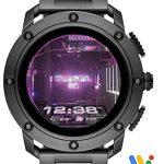 Diesel Men's Touchscreen Connected Smartwatch 18