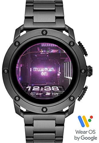 Diesel Men's Touchscreen Connected Smartwatch 3