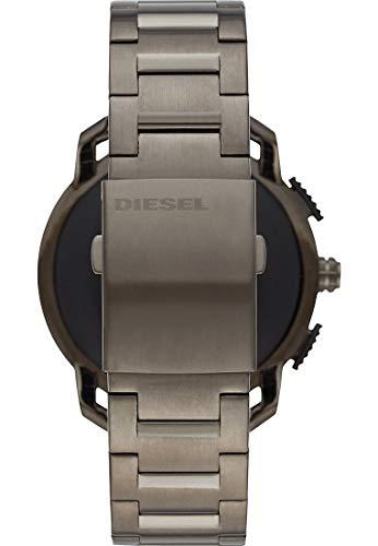 Diesel Men's Touchscreen Connected Smartwatch 4